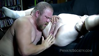 Horrific Supersized Big Beautiful Woman Amateur Porn Couple In A Bj And M - giving aficionado