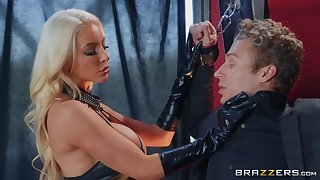 Hardcore femdom sexual connection with Nicolette Shea & Michael Vegas
