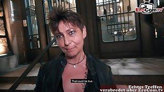 German chubby mom at restore b persuade flirt gonzo date