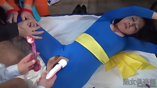 Depravity Sisters Bowl Fallen Three Sisters Sakura Ruriko