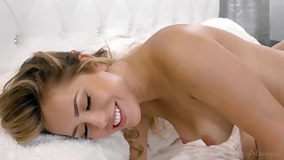 Alina loves erotic mating and she is two sexy lesbian unspecific
