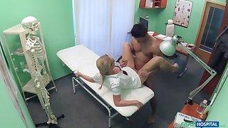 Patient gets put emphasize sexy treatment